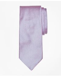 Brooks Brothers | Pink Mini Circle Dot Tie for Men | Lyst