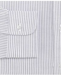 Brooks Brothers - Blue Milano Fit Stripe Dress Shirt for Men - Lyst