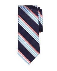 Brooks Brothers - Blue Sidewheeler Music Stripe Tie for Men - Lyst