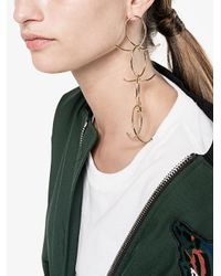 DANNIJO - Gray Alastair Drop Earrings - Lyst