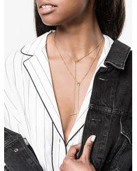 Maria Black - Metallic Cathrine Diamond Necklace - Lyst