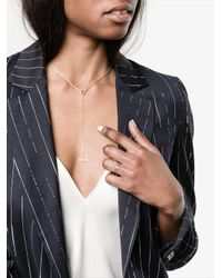 Maria Black - Metallic Gish Blanc Diamond Cut Ring - Lyst
