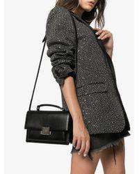Saint Laurent - Black Bellechasse Leather Shoulder Bag - Lyst
