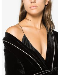 Sabine G - Gray Wave Choker Necklace - Lyst