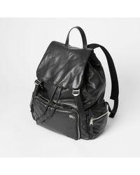 Burberry - Black The Extra Large Rucksack aus Nappaleder for Men - Lyst