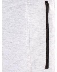Burton - Gray Frost Marl Slim Fit Joggers for Men - Lyst