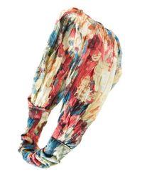 Tasha - Multicolor Cara 'paint Me Pretty' Head Wrap - Lyst
