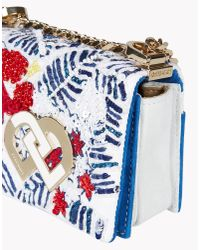 DSquared² - White Dd Mini Shoulder Bag - Lyst