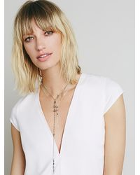Free People | Pink Dusk Till Dawn Shift | Lyst