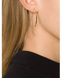 Melissa Joy Manning - Metallic 'wishbone' Earrings - Lyst