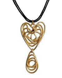 Balenciaga - Metallic Necklace - Lyst