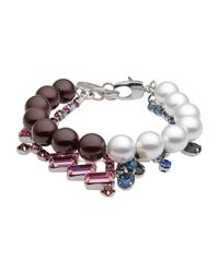 Joomi Lim - Brown Bracelet - Lyst