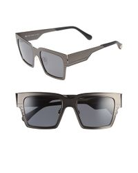 Ill.i by Will.i.am | Black 'wa502s' 54mm Sunglasses | Lyst