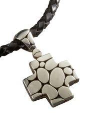 John Hardy | Metallic Kali Cross Pendant Necklace | Lyst
