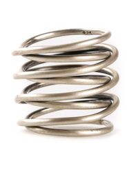 Kelly Wearstler | Metallic Small Twisted Ring | Lyst