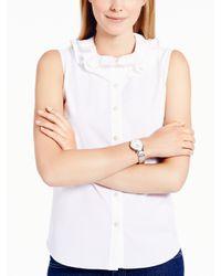 Kate Spade | Metallic Gramercy Bracelet Watch | Lyst