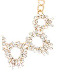BaubleBar - Metallic Fairy Ring Collar - Lyst