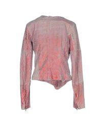 Vintage De Luxe - Red Jacket - Lyst