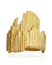 Astley Clarke | Metallic Little Cumbrae Wrap Ring | Lyst