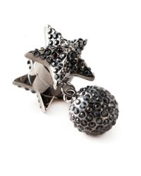 Givenchy - Metallic Star Earrings - Lyst