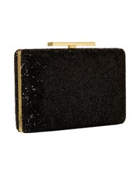 Vince Camuto | Black Luv Minaudiere | Lyst