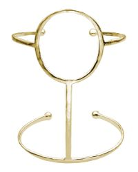 Bjorg | Metallic Bracelet | Lyst