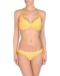 Agogoa | Orange Bikini | Lyst