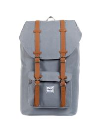 Herschel Supply Co. | Gray 25l Little America Nylon Backpack for Men | Lyst