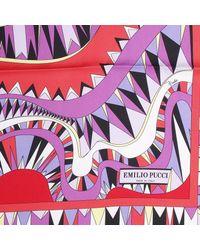 Emilio Pucci - Red Foulard - Lyst