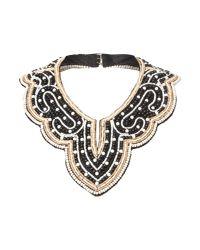Biba | Pink Tribal Collar | Lyst