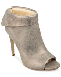 Ivanka Trump | Metallic Derri Shooties | Lyst