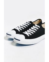 Converse | Black Jack Purcell Sneaker for Men | Lyst