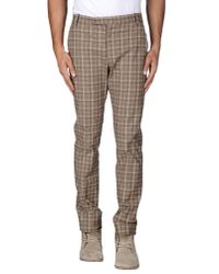 Etro - Natural Casual Pants for Men - Lyst