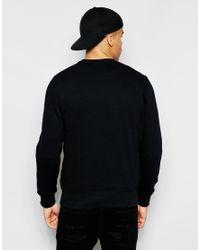 KTZ - Black Nfl Shield Sweatshirt for Men - Lyst