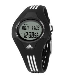 Adidas - Black 'uraha Xs' Digital Watch - Lyst