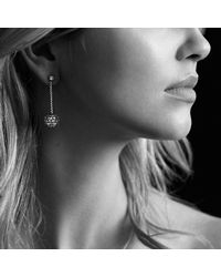 David Yurman | Metallic Osetra Drop Earrings | Lyst