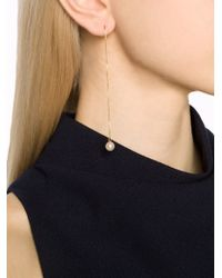 Pearls Before Swine - Metallic Akoya Pearl Drop Earrings - Lyst