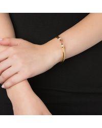 Vita Fede   Pink Mini Titan Bracelet, Rose Gold   Lyst