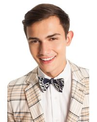 Mr Turk - Blue Bow Tie for Men - Lyst