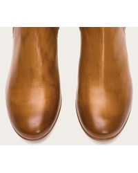 Frye | Brown Jillian Leather Chelsea Boots | Lyst