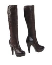 Vic Matié - Brown Boots - Lyst