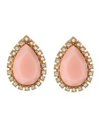 kate spade new york | Pink Balloon Bouquet Statement Studs Earrings | Lyst