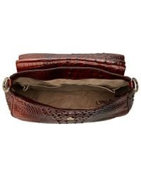 Brahmin - Red Westbrook Shoulder - Lyst