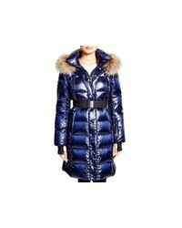 Sam. - Blue Coat - Infinity Belted - Lyst