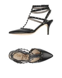 Sam Edelman - Black Sandals - Lyst