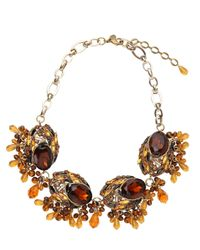 Gabriele Frantzen | Brown Sense & Sensibility Necklace | Lyst