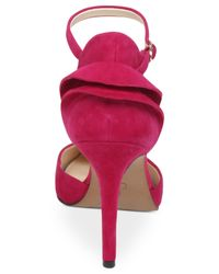 Jessica Simpson - Pink Carlette Two-piece Pumps - Lyst