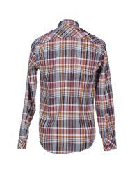 Timberland - Gray Shirt for Men - Lyst