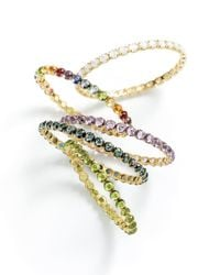 Ippolita - Multicolor 18k Rock Candy Tennis Bracelet In Precious Rainbow - Lyst
