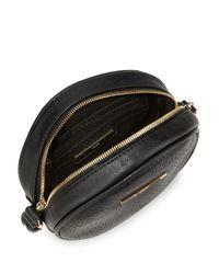 Kensie | Black Faux Leather Canteen Crossbody | Lyst